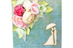 Kartka na ślub #687