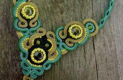 Forest komplet biżuterii sutasz