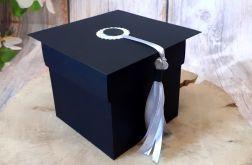Gratulacje z okazji ukończenia studiów - Exploding box