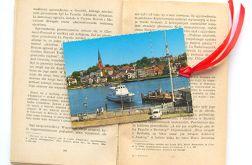 Zakładka do książki krajobraz  6