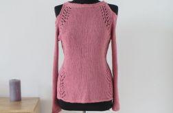 Sweterek z bawełny Pink Old.