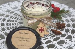 Zapachowa świeca sojowa CZEKOLADOWE BROWNIE M