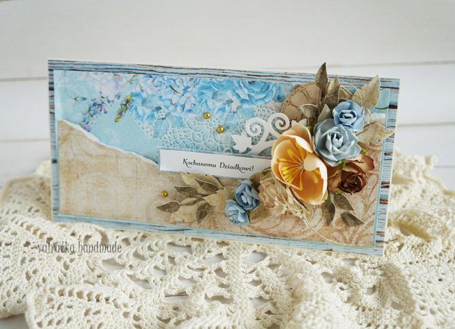 Kartka dla Dziadka (z pudełkiem)020