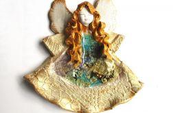 Anioł ceramiczny Felicja 17