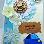 Kartka urodzinowa dziecięca #3 -