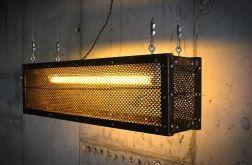 Loftowa Lampa wisząca, metalowa