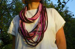 Zamotka różowo-brązowa