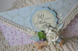Kartka na 50 Rocznicę Ślubu