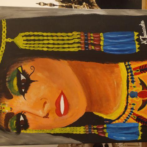 """Obraz """"Kleopatra"""""""