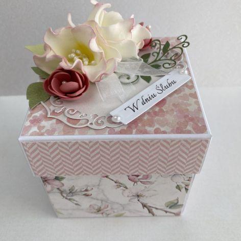 Exploding box na ślub (2)