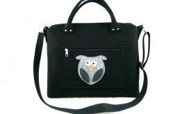 Black chest & owl