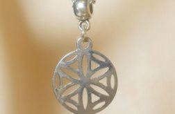 1789. Naszyjnik ażurowa moneta