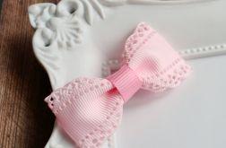 FairyBows SPINKA różowa z dziurkami