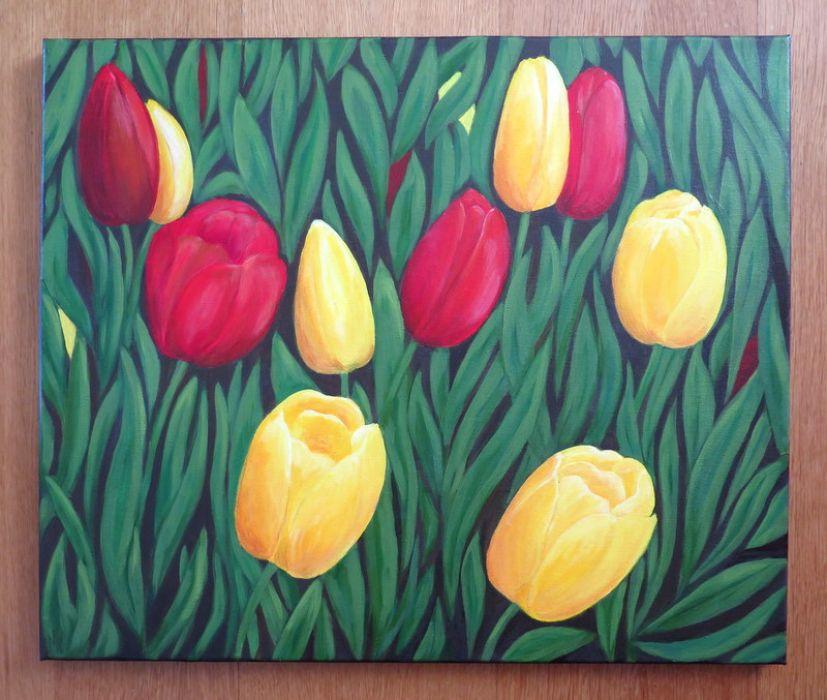 """Obraz """"Tulipany, tulipany..."""""""
