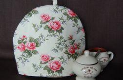 Ocieplacz/osłonka na czajnik - Angielskie róże