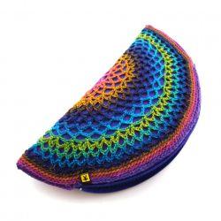 torebka pierożek kolorowy