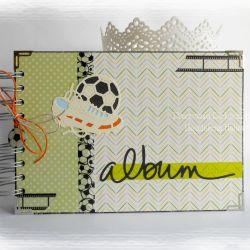 Album dla miłośnika piłki #1