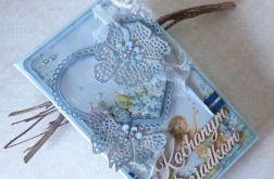 Pudełko z kopertą(kartką) dla Dziadków *37