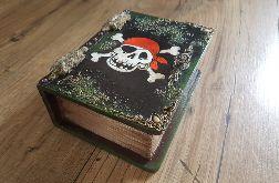 szkatułka pirata