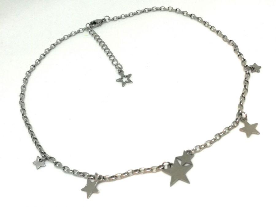STARS naszyjnik choker - 2