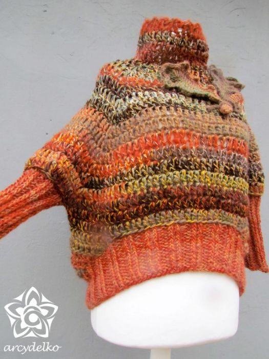 Sweter Żołędziak