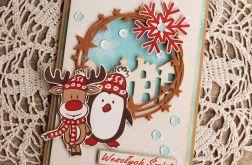 Wesołych świąt #4 (kartka z kopertą)