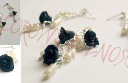 Perłowe róże