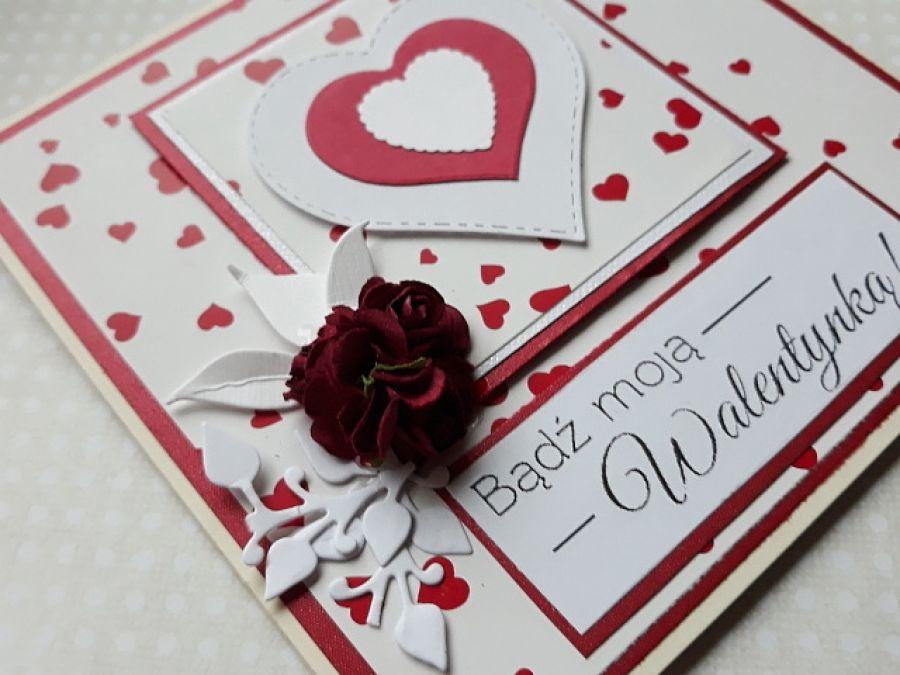 Kartka Walentynki 2 -
