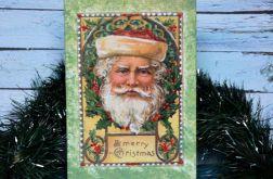 Obrazek - Święty Mikołaj - Boże Narodzenie