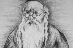 Żyd liczący pieniądze!  A5  Kilka wzorów.