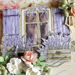 Lawendowy ogródek -