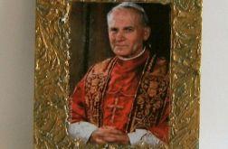 Jan Paweł II- obrazek