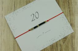 20 Bransoletka Lucky number Morse Code