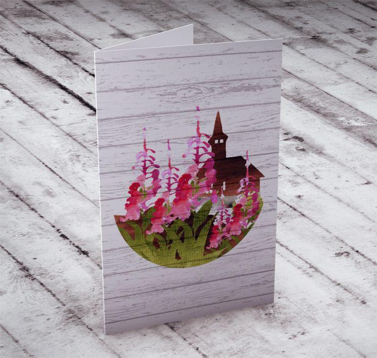 Karteczka na życzenia...