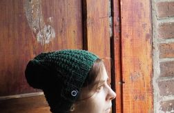 Zielona czapka