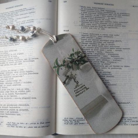 pamiątka Pierwszej Komunii Św. zakładka