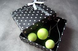 Zielone kuleczki