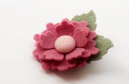 Spinka do włosów kwiatek victorian rose