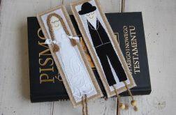 Ślubne zakładki