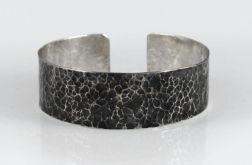 Lawa - metalowa bransoletka 210605-06