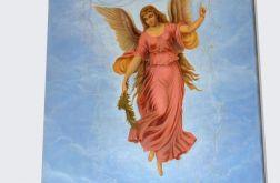Anioł w srebrnej oprawie