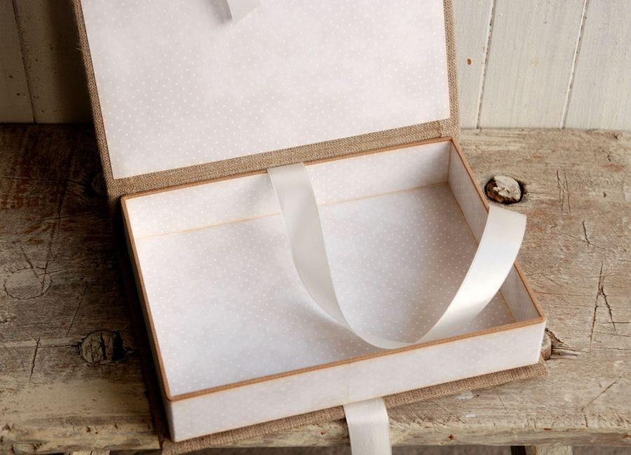 Pamiątka komunii - pudełko na zdjęcia #02