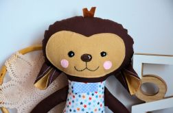 Słodka małpka Marek 45 cm
