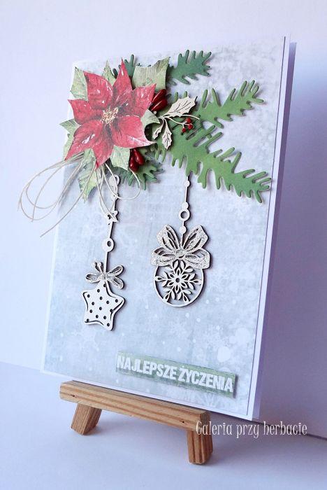 Boże Narodzenie A98 - kartka bożonarodzeniowa