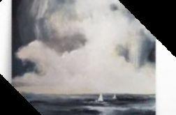 MORZE-obraz akrylowy formatu 60/80 cm