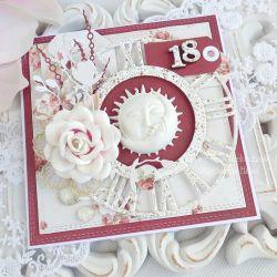 Kartka na 18 urodziny w pudełku 120