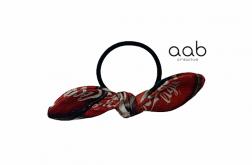 Gumka do włosów z kokardką (409645)
