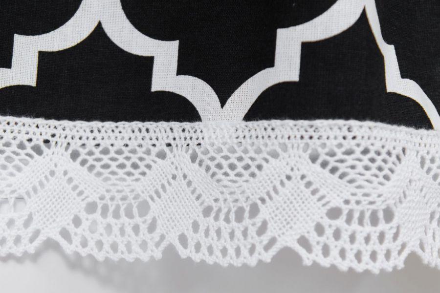 Zazdrostki scandi koniczyna maroko szare