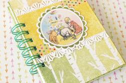 Dziecięcy notesik, pamiętnik