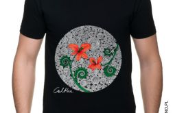 Zawijasy - T-shirt - S-5XL różne kolory